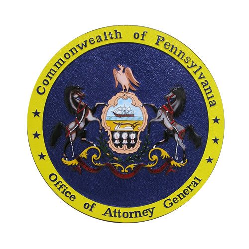 Commonwealth of PA OAG Seal