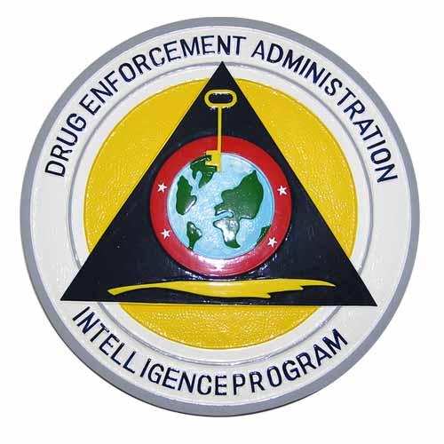 DEA Intel Program Seal