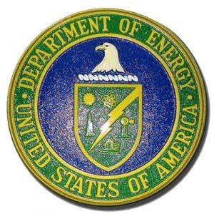 Department of Energy DOE Seal