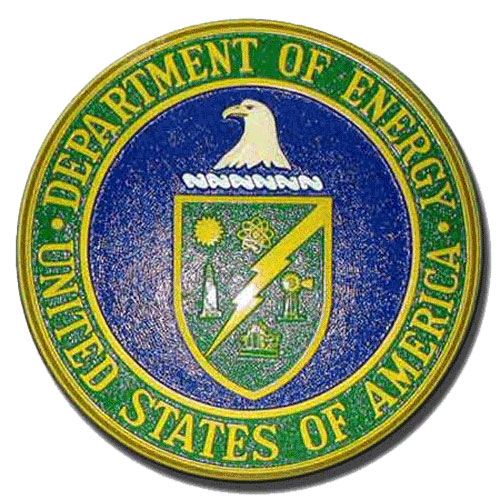 Department of Energy DOE Seal