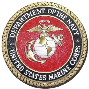 Department of Navy-Marine Corps (USMC) Seal
