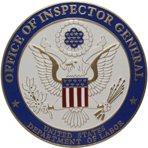 Dept of Labor OIG Seal