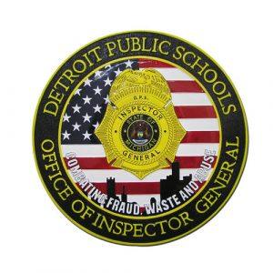 Detroit Public Schools OIG Seal