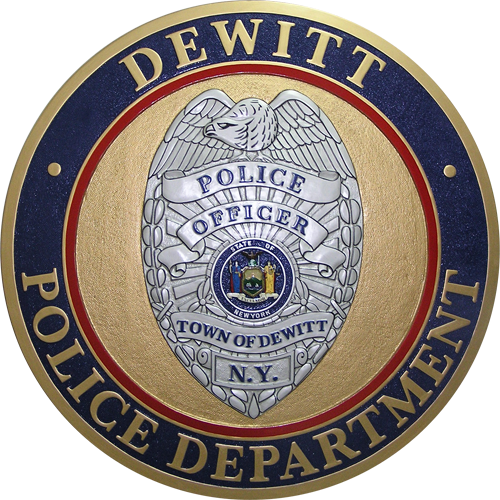 Dewitt Police Department Seal