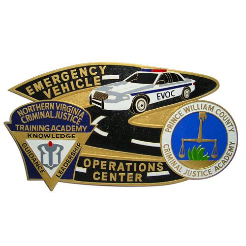 EVOC Emblem