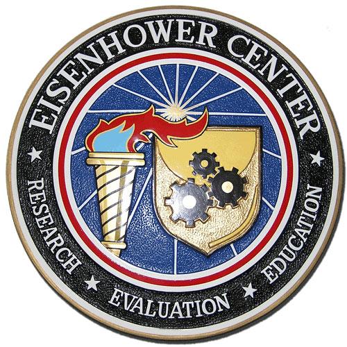 Eisenhower Presidential Center Seal