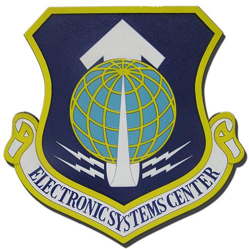 Electronic Systems Center Emblem