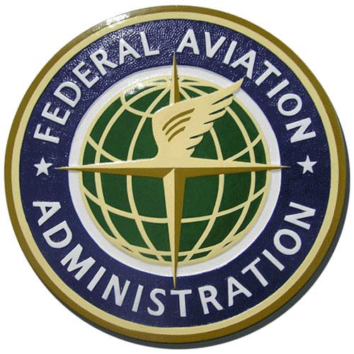 Federal Aviation Administration FAA Seal