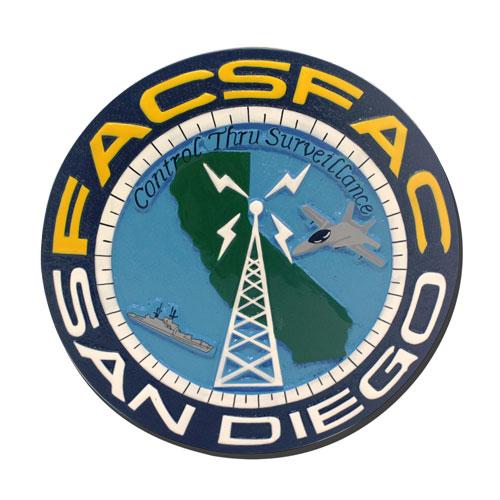 FACSFAC San Diego Seal