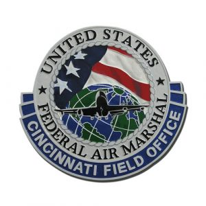 FAMS Cincinnati Field Office Seal