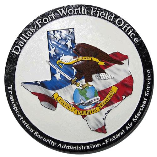 Federal Air Marshal Service Dallas