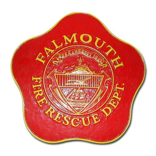 Falmouth Fire Rescue Emblem