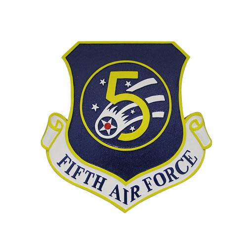 Fifth Air Force Emblem