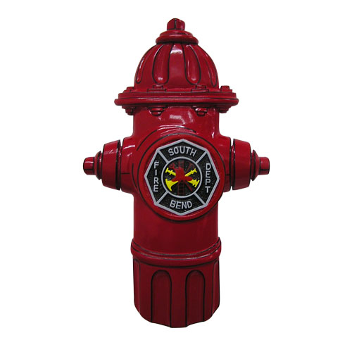 Fire Hydrant Plaque