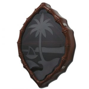 Guam Seal Shadow Box