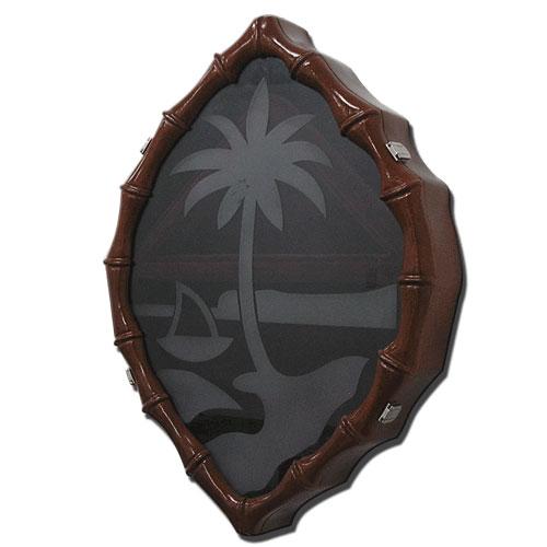 Guam Seal Shadow Box