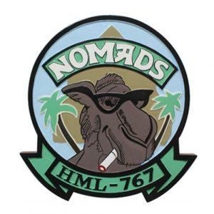 HML-767 Emblem