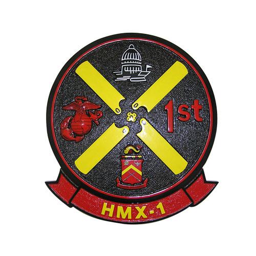 Marine Corps HMX-1 Emblem
