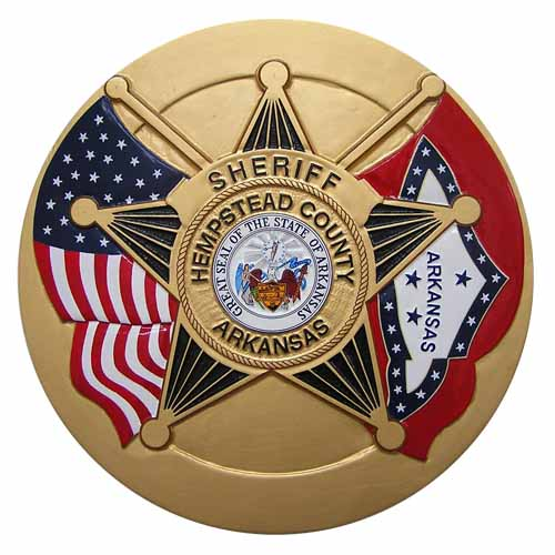 Hempstead County Sheriff Seal