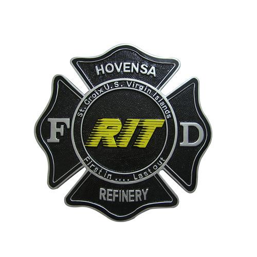 Hovensa FD Emblem
