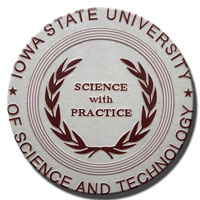 Iowa State University of Science & Technology Seal
