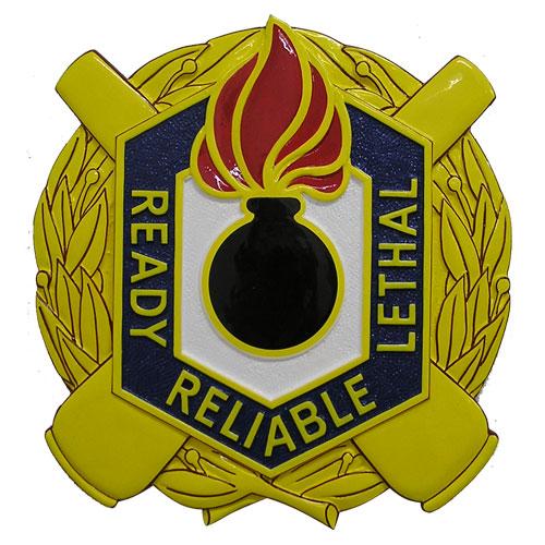JMC DUI Emblem