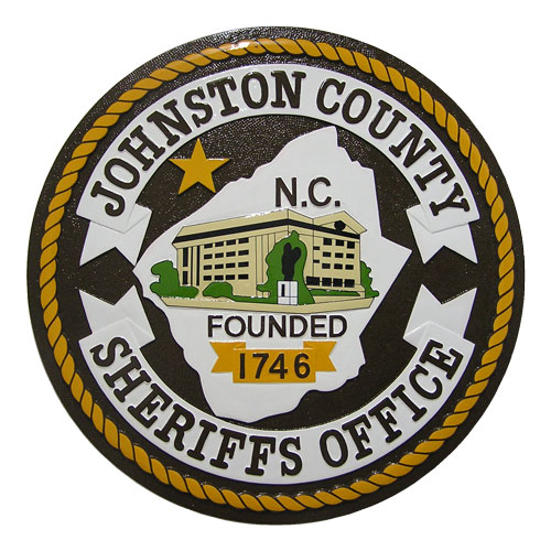Johnston County Sheriffs Office Seal