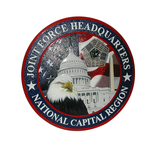 Joint Force Headquarters NCR Seal