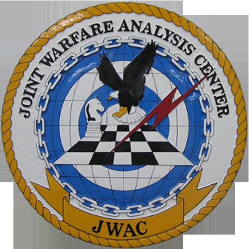 Joint Warfare Analysis Center Seal