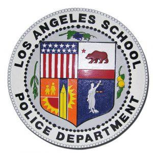 LA School Police Department Seal
