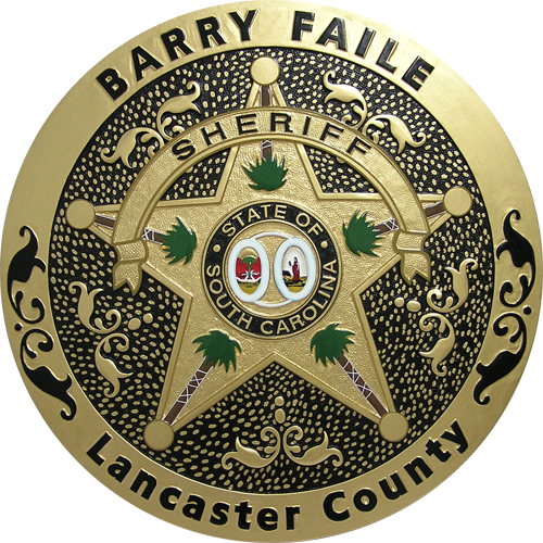Lancaster County Sheriff Seal