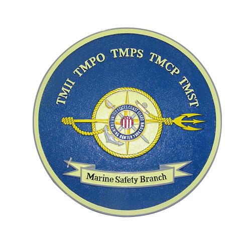 USCG Marine Safety Center Seal