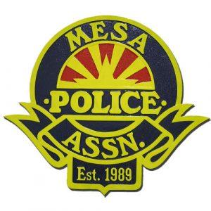 Mesa Police Association Emblem