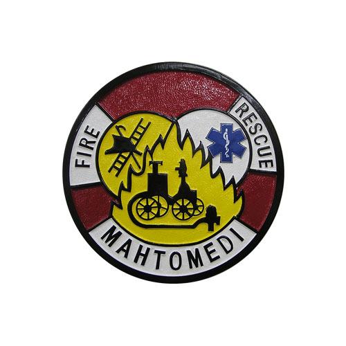 Mahtomedi Fire Rescue Seal