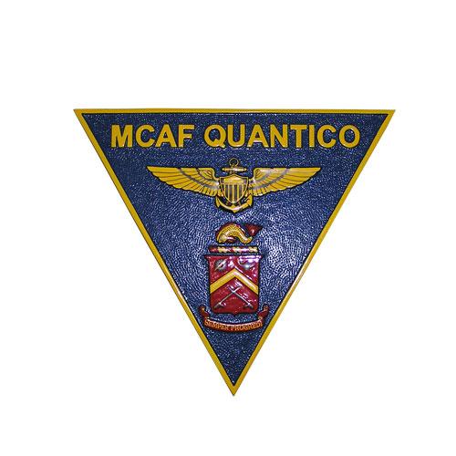 Marine Corps Air Facility Quantico Emblem