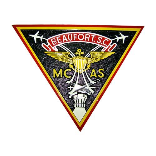 Marine Corps Air Station Beaufort SC Emblem
