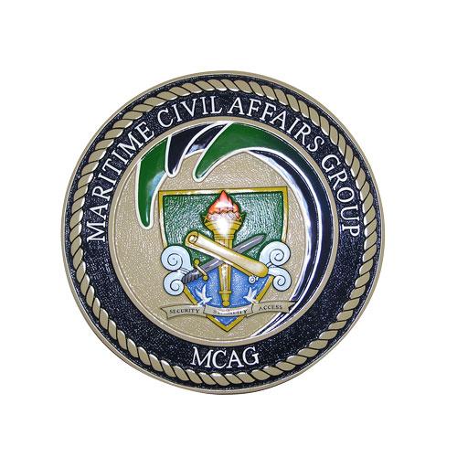 Maritime Civil Affairs Group Seal