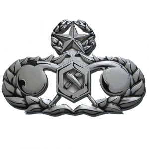 Master Civil Engineer Readiness Badge