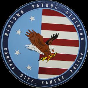 Midtown Patrol Division Seal