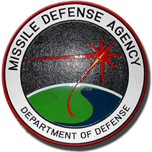 Missile Defense Agency MDA Seal Plaque