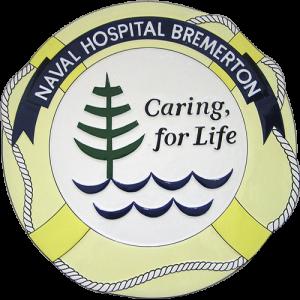 Naval Hospital Bremerton Seal