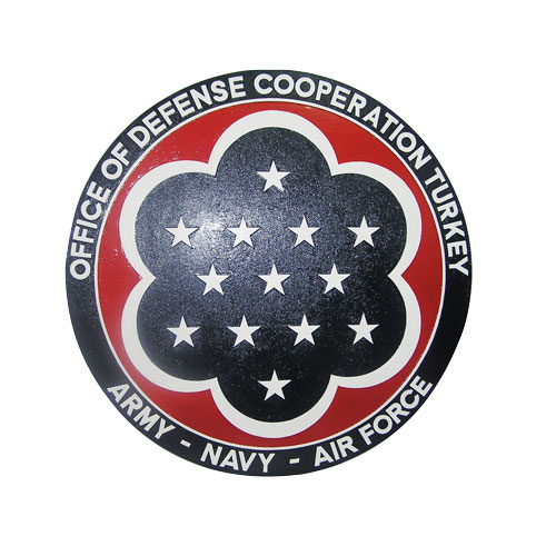 Office of Defense Cooperation Turkey Seal
