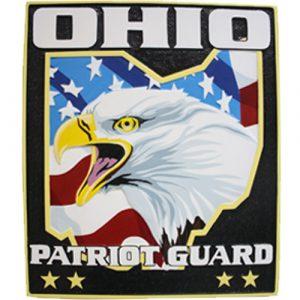 Ohio Patriot Guard Emblem