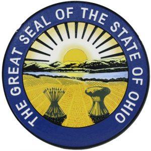 Ohio State Seal Plaque