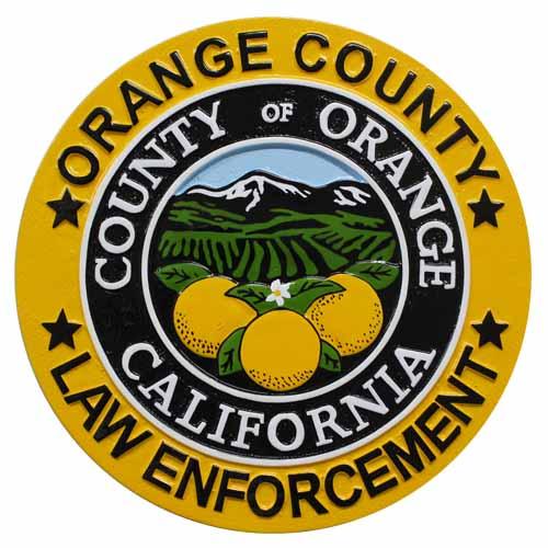 Orange County Law Enforcement Seal