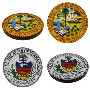 President Range State Seal