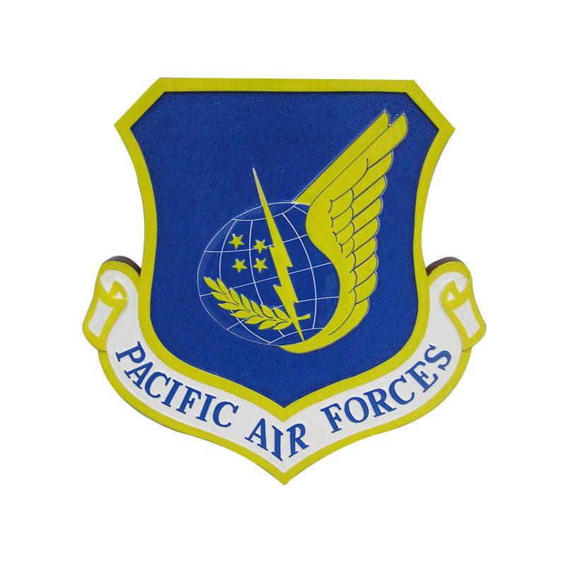 Pacific Air Forces Command Emblem