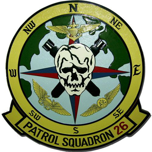 Patrol Squadron 26 Emblem