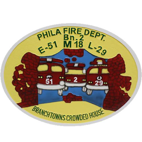 Phila Fire Department Seal