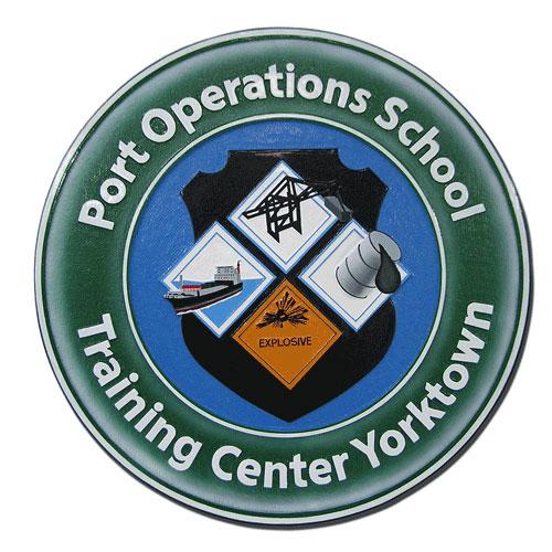 Port Operations School TCY Seal